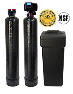 ABCwaters 5600sxt Fleck Softener and Carbon Filter