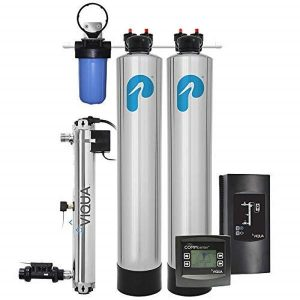 UV Water Filter & Softener for Wells (4-6 Bathrooms)