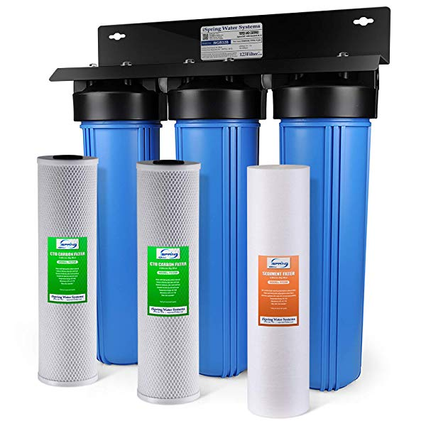 7 Best Whole House Water Filters in 2019 [Reviews]