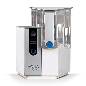 AquaTru Countertop Water Filter Purification System – More Effective than Pitcher Filters