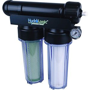 Hydro-Logic 100-GPD Reverse Osmosis Filter – Highest Water Production Capacity