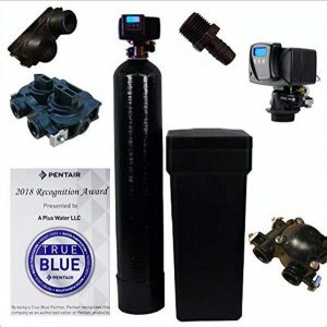 Pentair WS48-56sxt10 Fleck water softener, 48k, Black