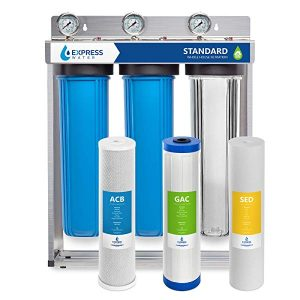 Express Whole House water filtration system